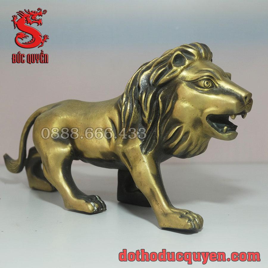 Tượng sư tử phong thủy