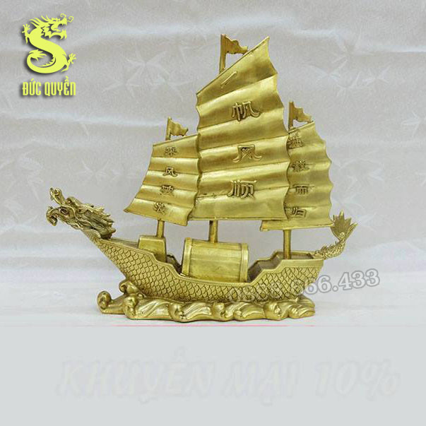 Thuận buồm bằng đồng vàng